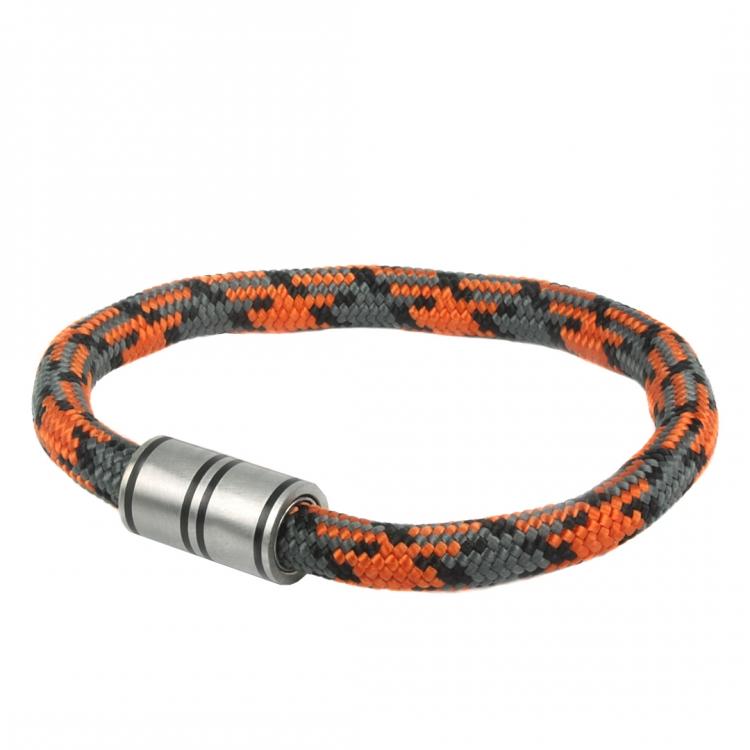 Armband IKARUS aus Segeltau, viele Varianten
