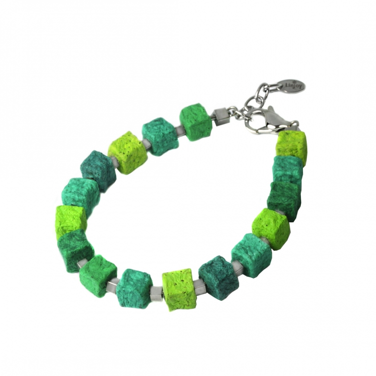 Armband IRIS, Damenlänge, große Farbauswahl