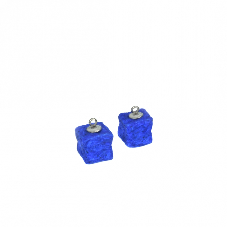 Paar Einhänger CAMBIO CUBE 8mm