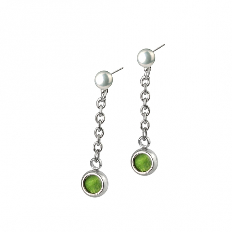 Paar Ohrringe FINO mit Zuchtperle