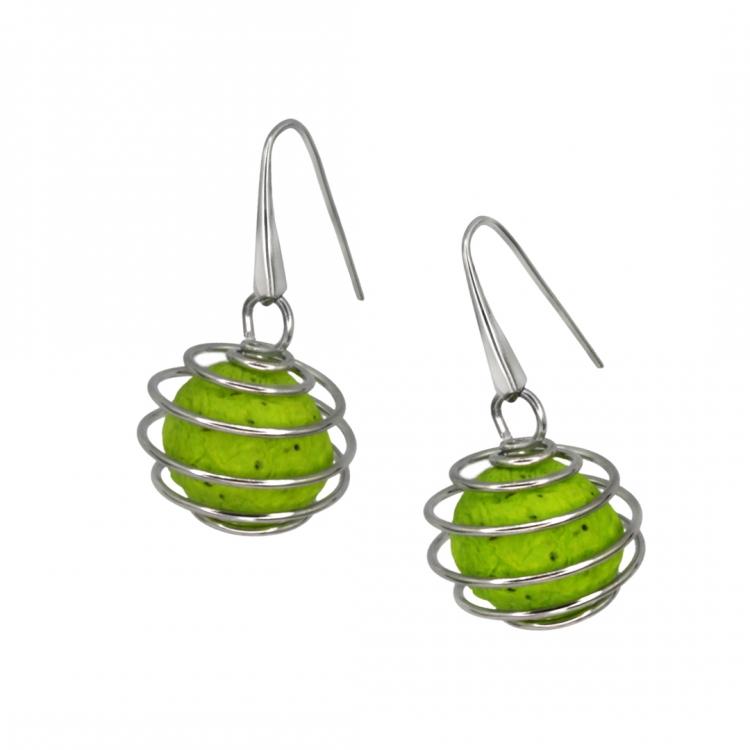 Pair of earrings TOZZI