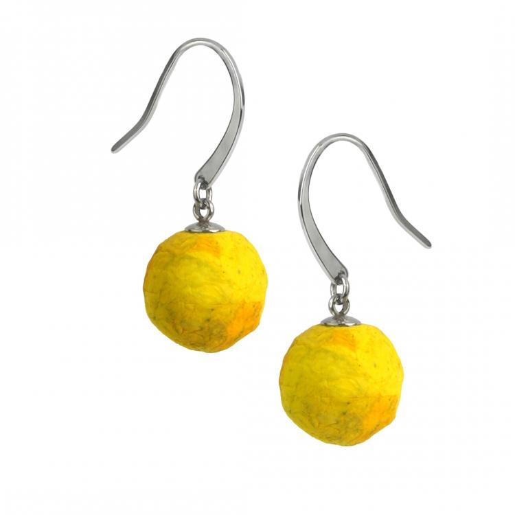 Pair of earrings GIPSY